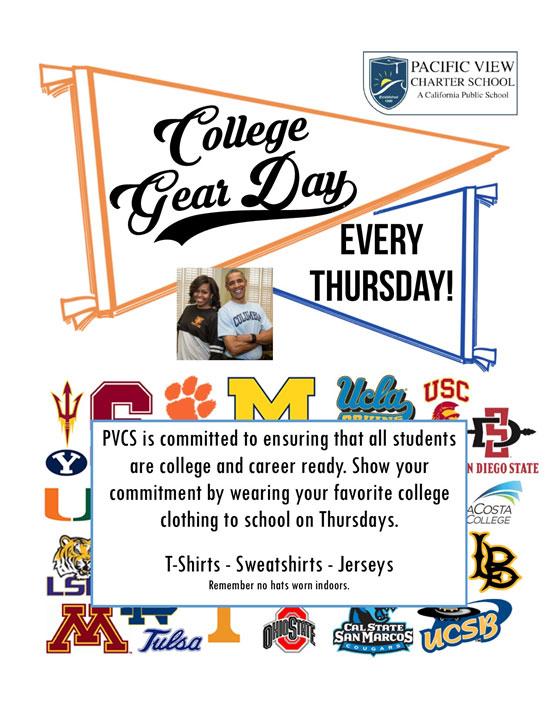 college career flyer